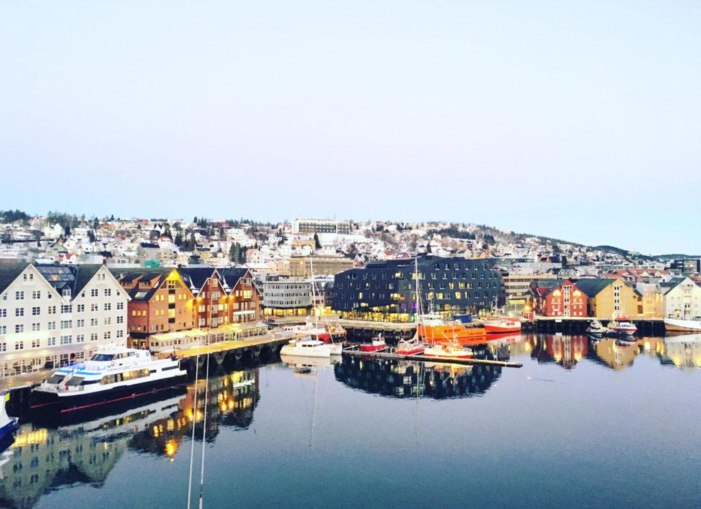 Tromso Norvège