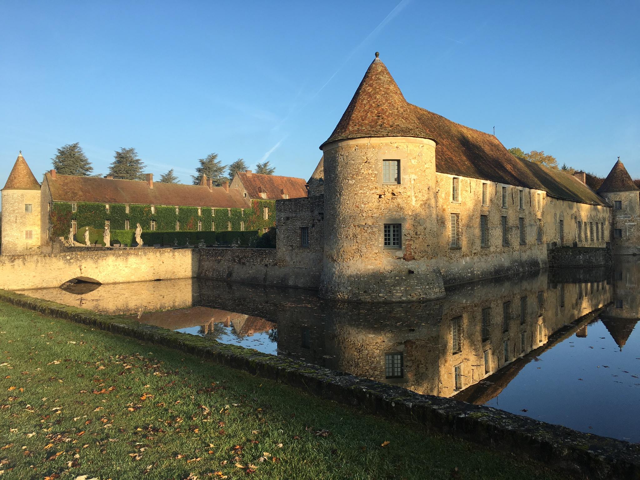 Chateau & Spa | Villiers Le Mahieu