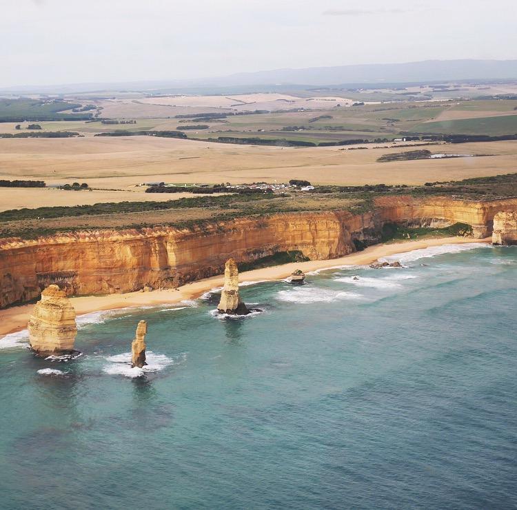 12 Apostles | Australia | Helicoptere