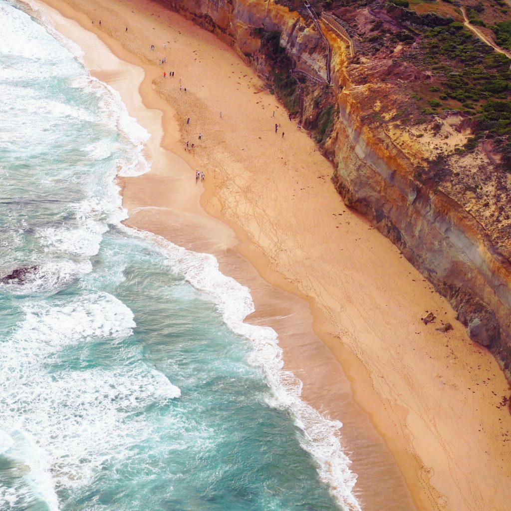 12 Apostles   helicoptere   Australia