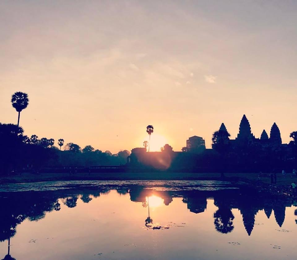 Sunrise | Angkor Wat | Cambodia