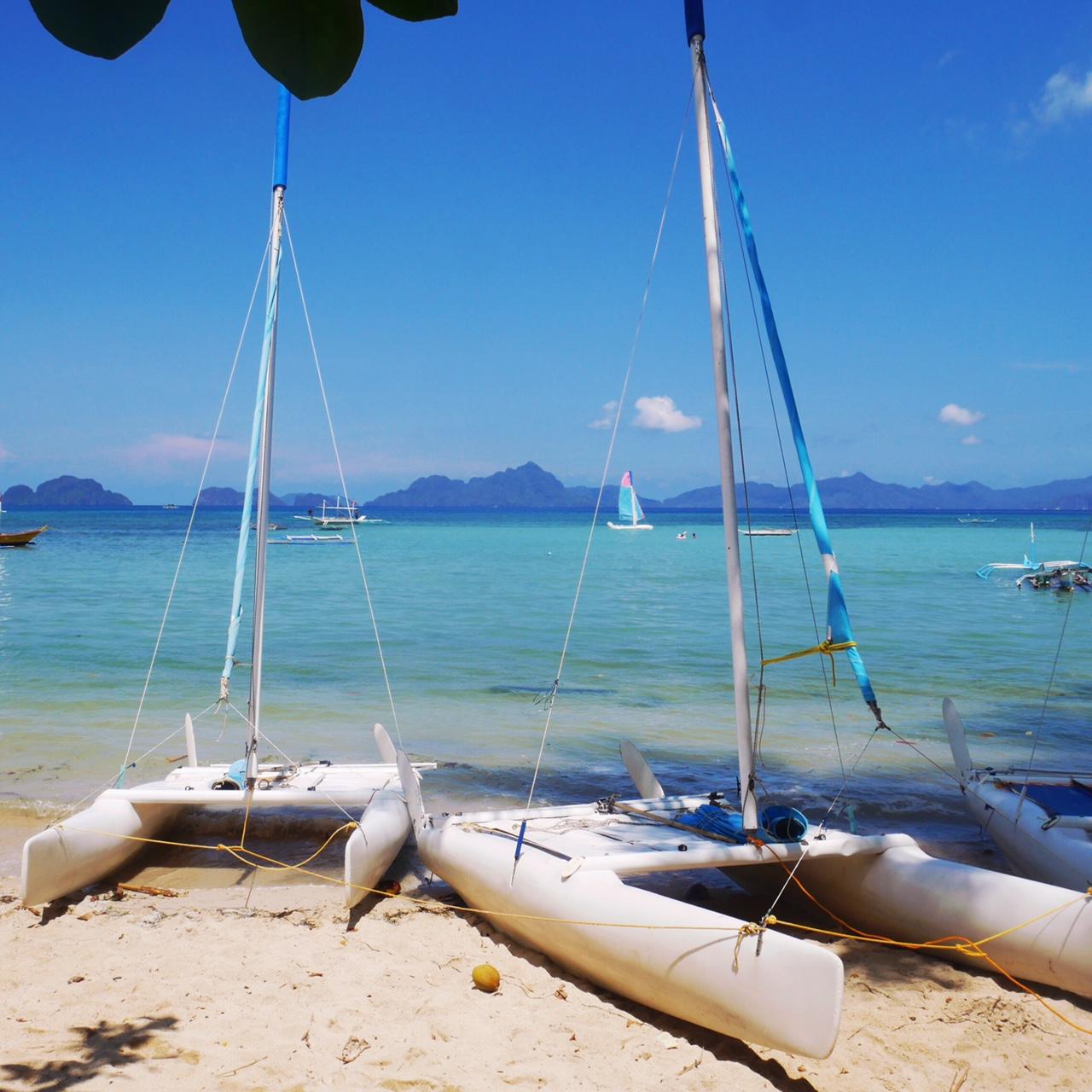 El Nido Sailing | El Nido | Philippines