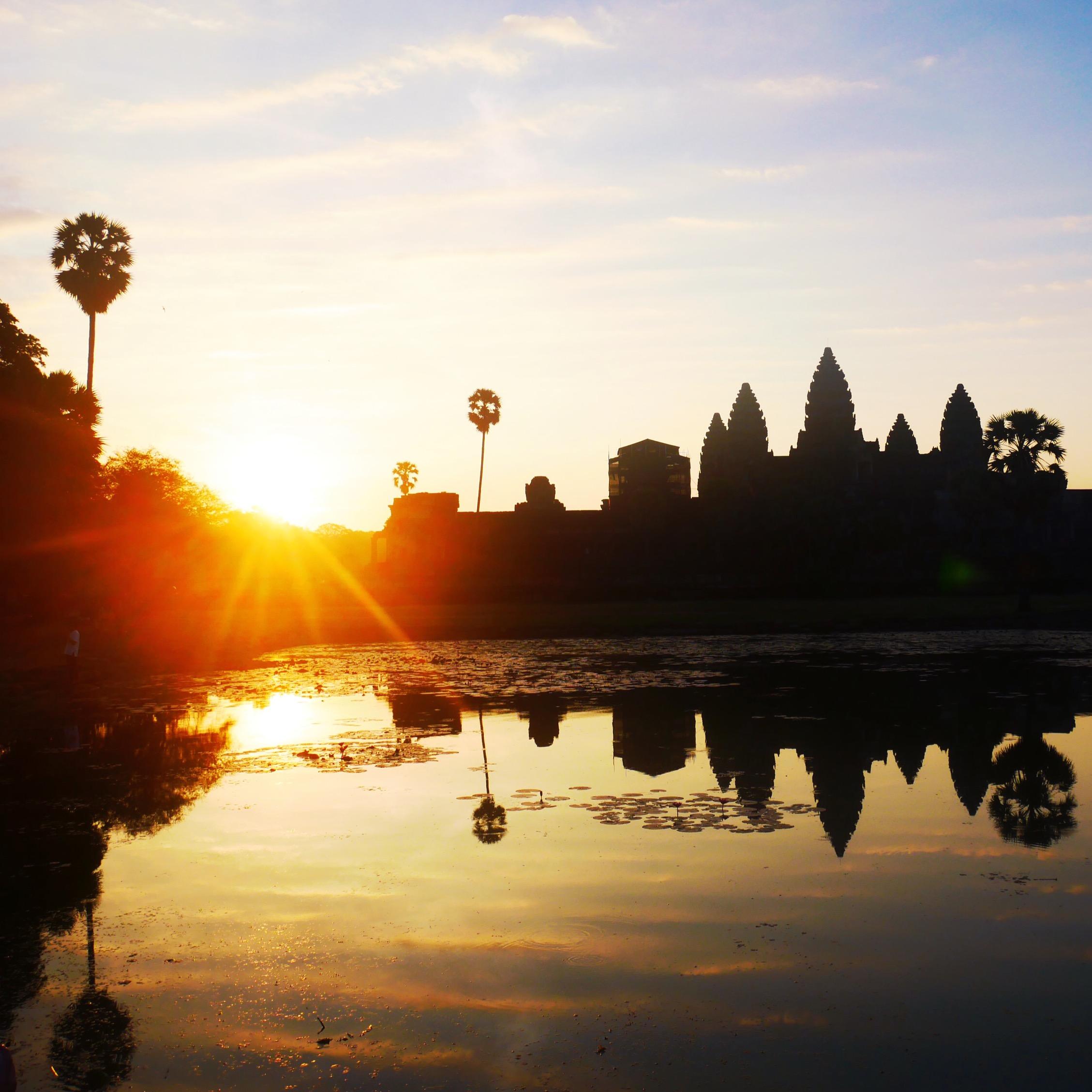 Angkor Wat | Sunrise | Cambodia