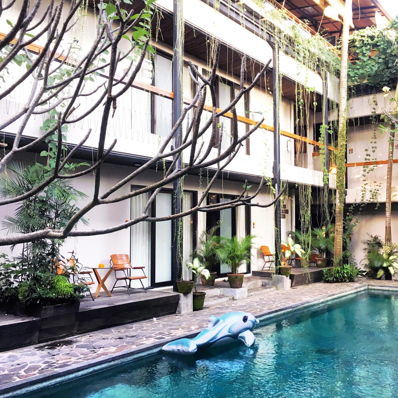 RoamCo Living | Ubud | Bali | Indonésie