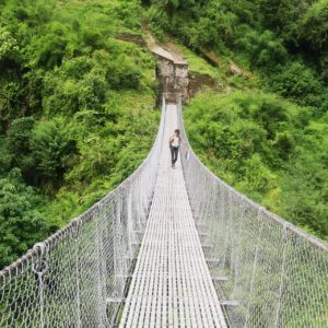 Trek Nepal | New Bridge