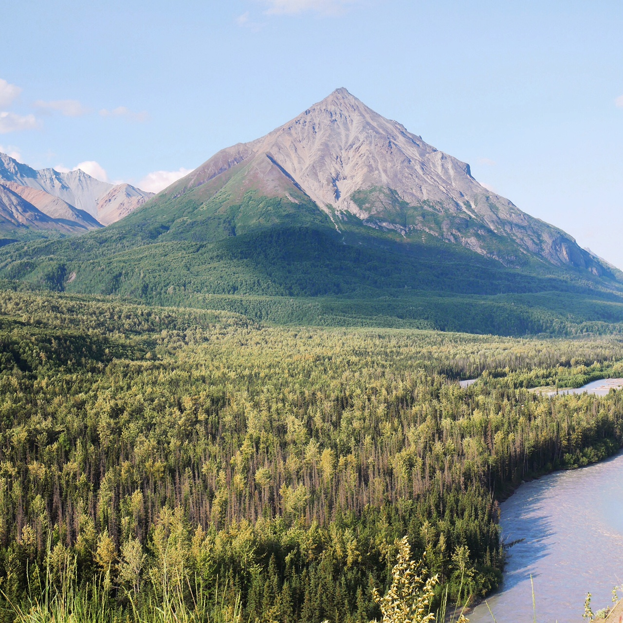 Glenn Highway | Alaska | USA