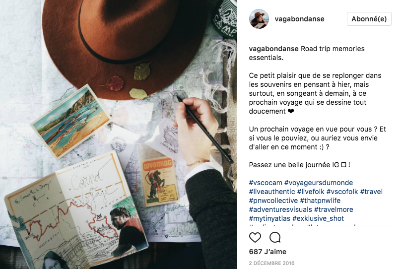 Instagram | Voyage | Social Media