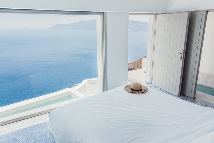 Echoes Suite Luxury | Santorin | Grèce | Digital Nomadess