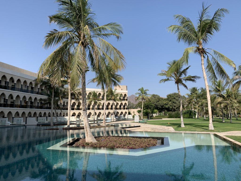 Bustan Al Palace | Oman | Lune de miel