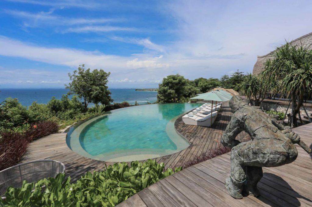 Suarga Padang Padang | Uluwatu | Indonésie | Hotel