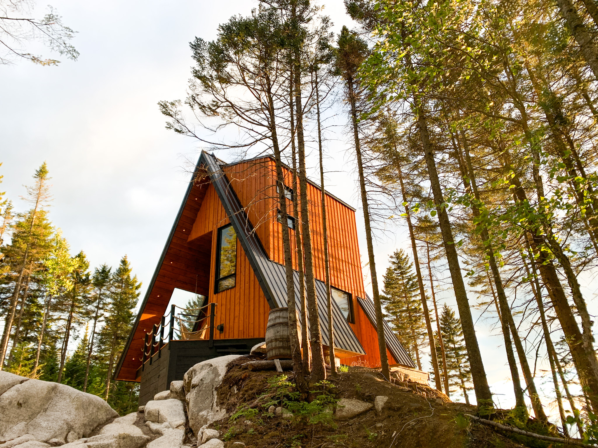 La Cabin | Canada | Quebec
