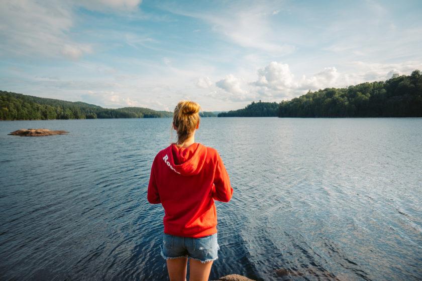 Camping | Quebec | Parc Regional du Poisson Blanc
