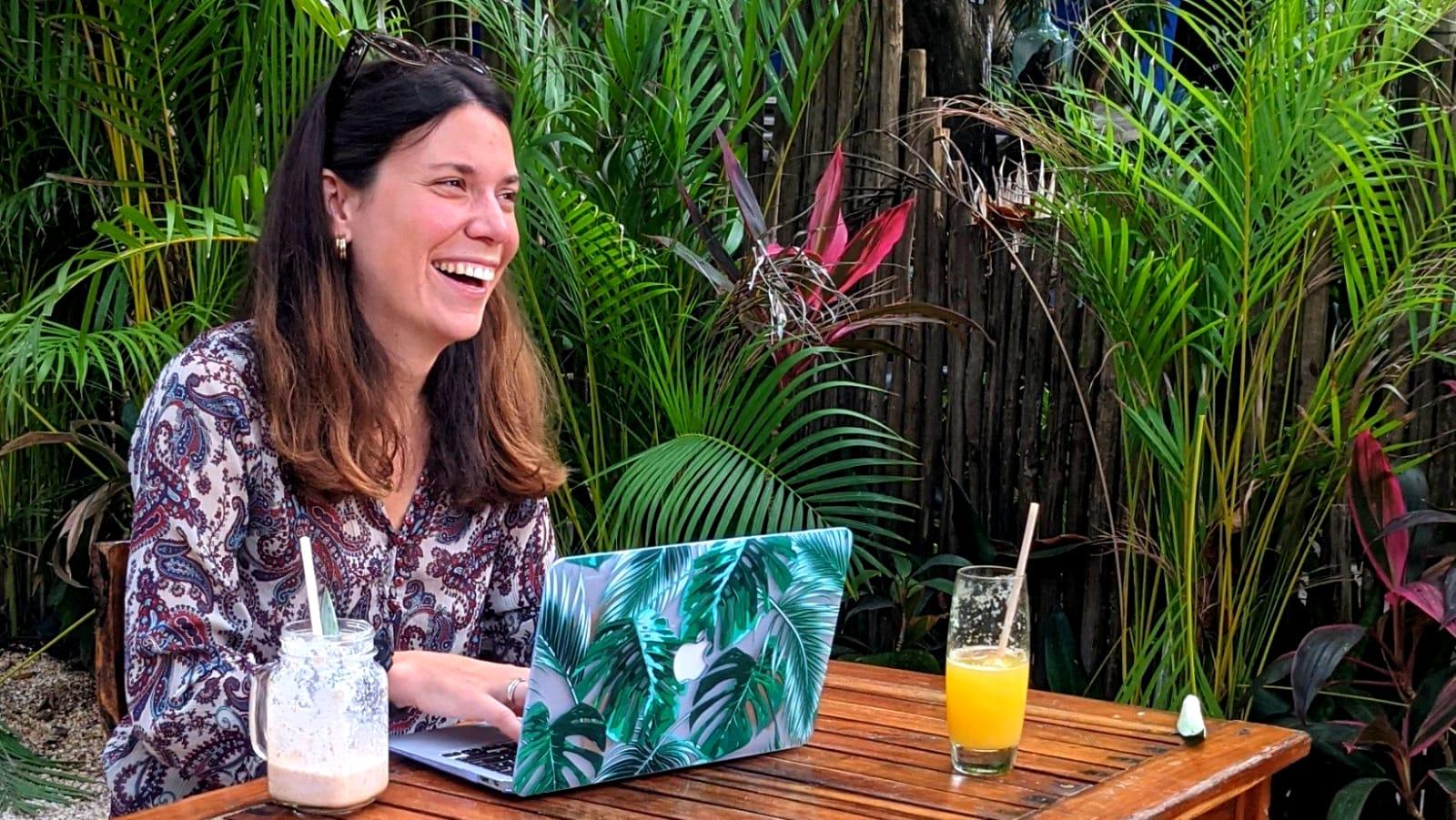 Isaure Leyhe | Freelance | Digital Nomad